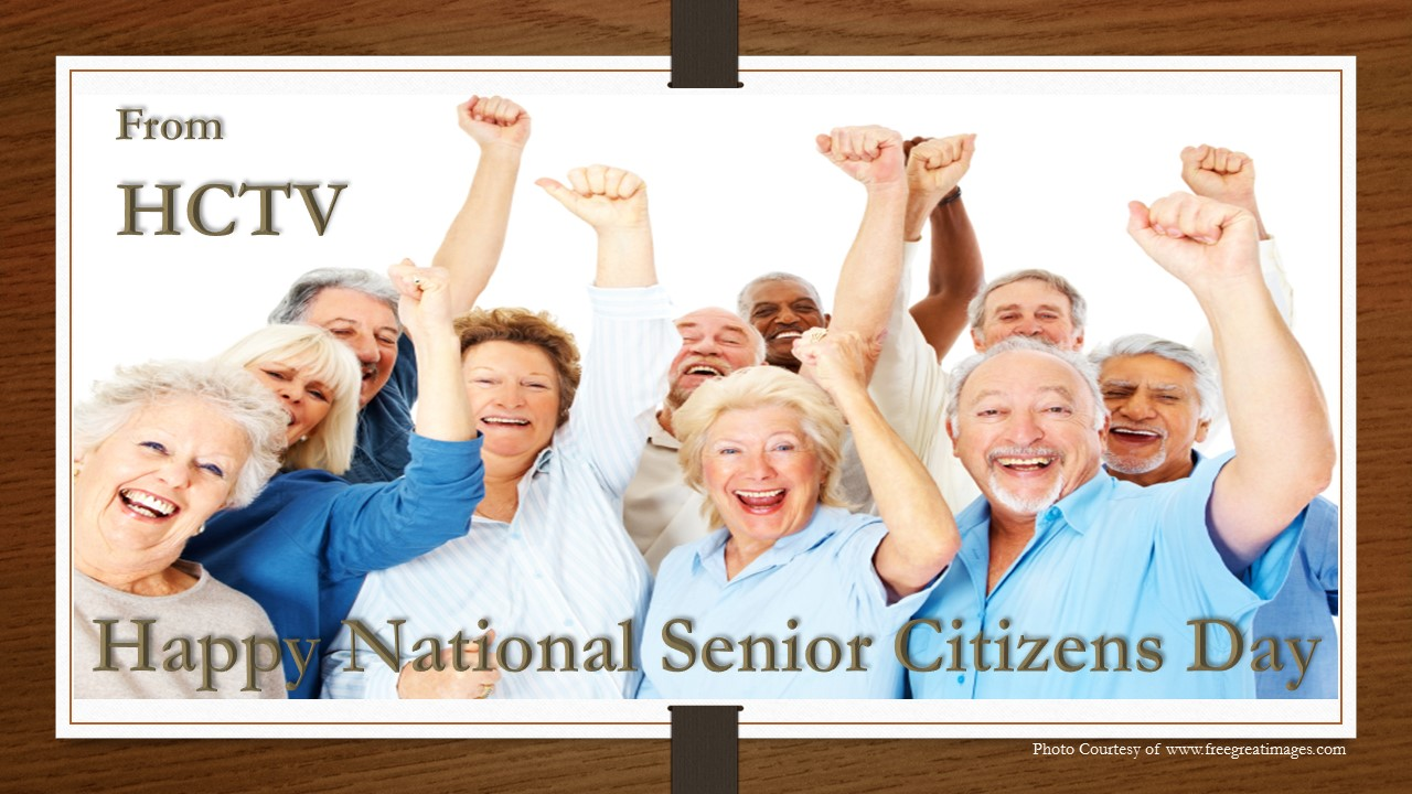 senior citezens National senior citizens day recognizes contributions senior citizens make in communities across the united states it is annually observed on august 21.