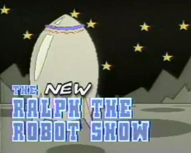 The New ralph the robot showshow