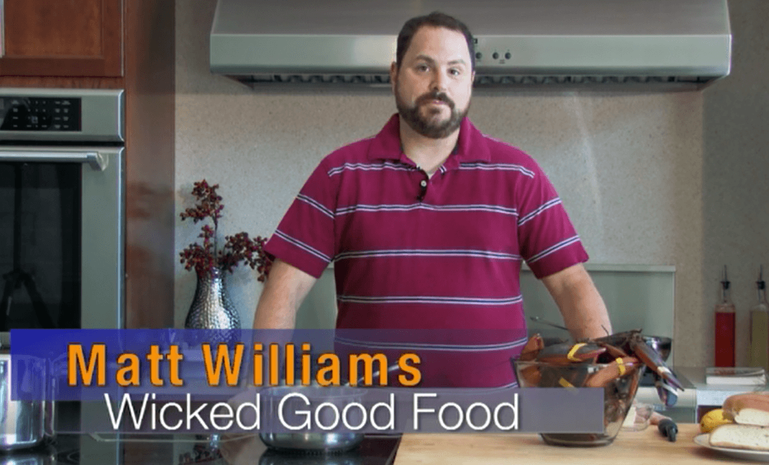 Herndon Community Television Wicked Good Food