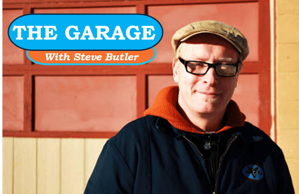 The Garage with Steve Butler