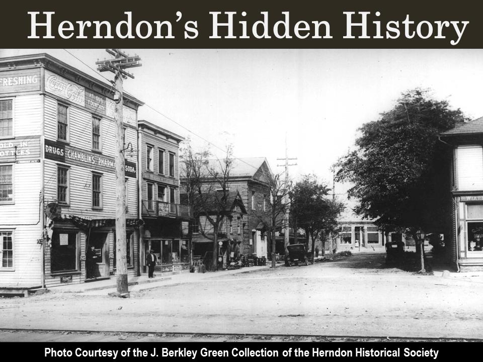 Herndon Hidden History New