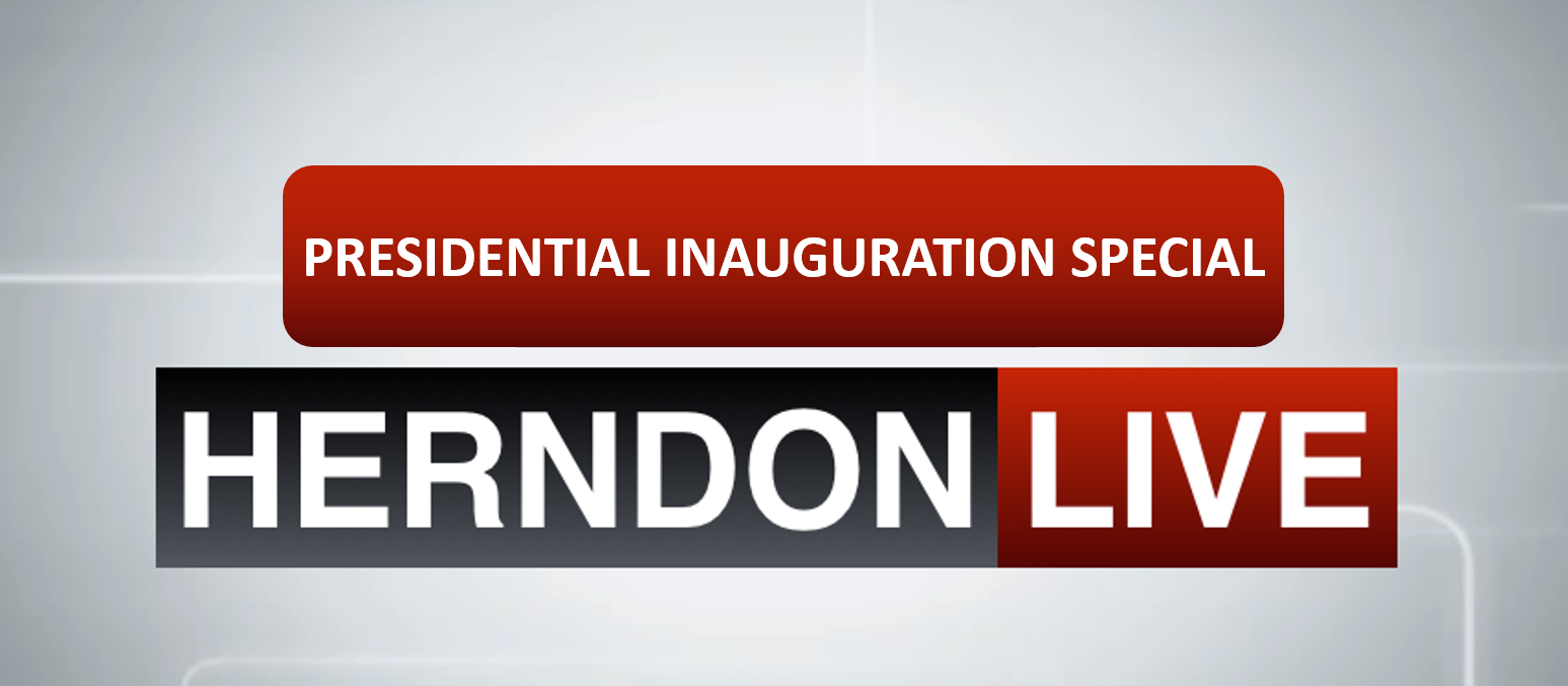 Herndon Live Presidential Inaguration Special