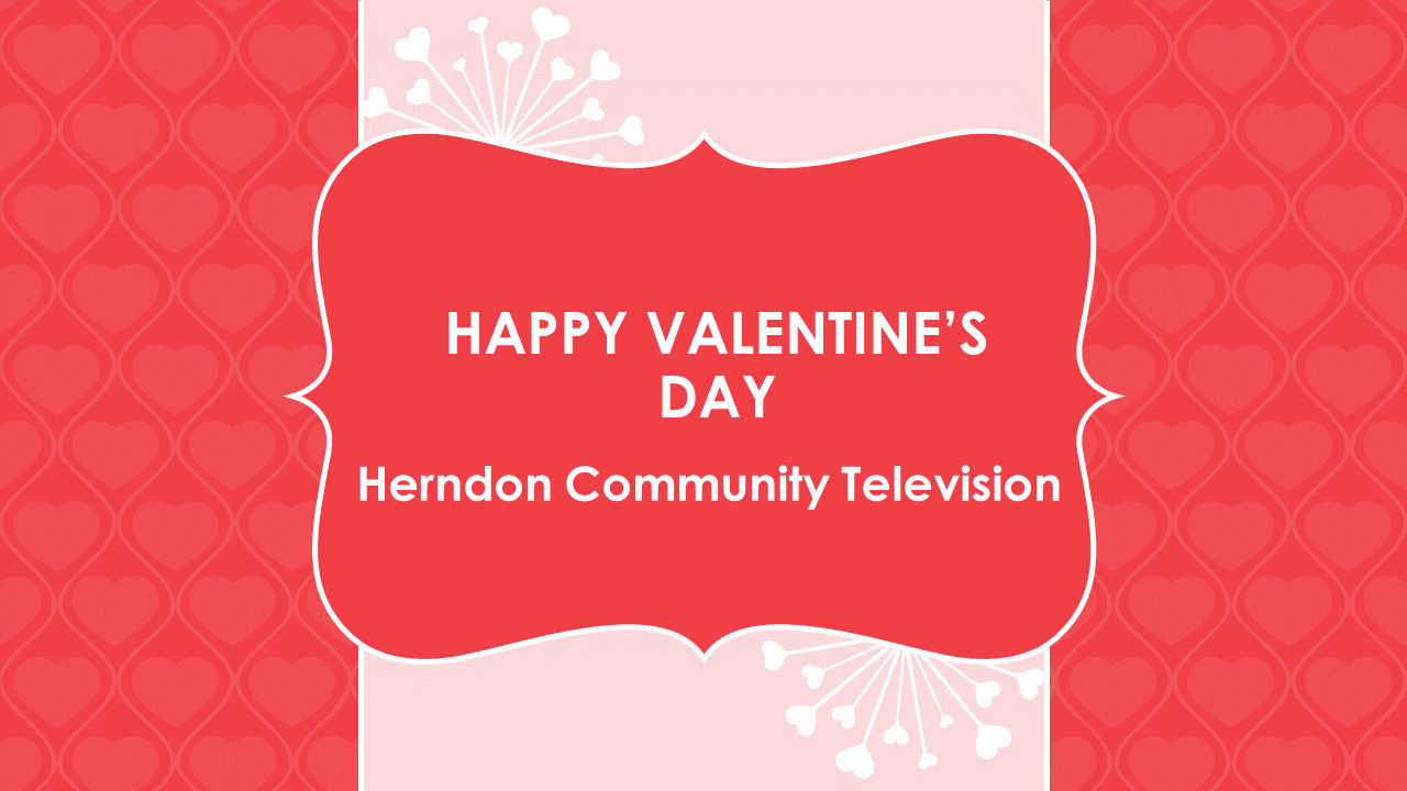 Happy Valentine's Day From HCTV