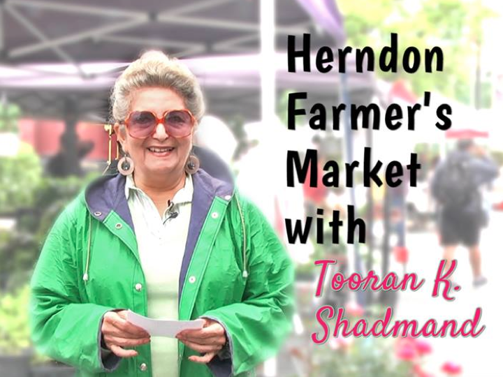 Herndon Farmer's Market with Tooran K. Shadmand Season 2